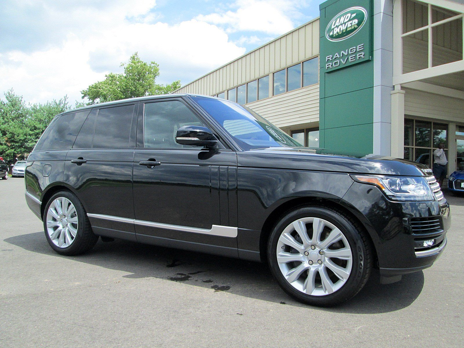 Pre Owned 2017 Land Rover Range Rover Sport Utility in Princeton