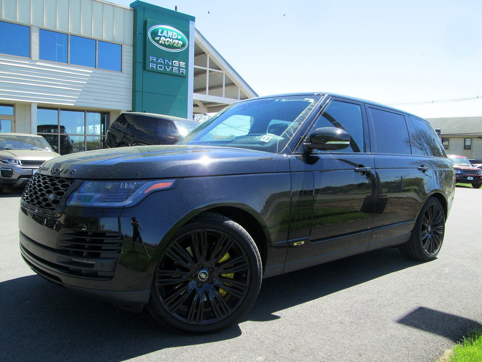 Certified Pre-Owned 2018 Land Rover Range Rover SC