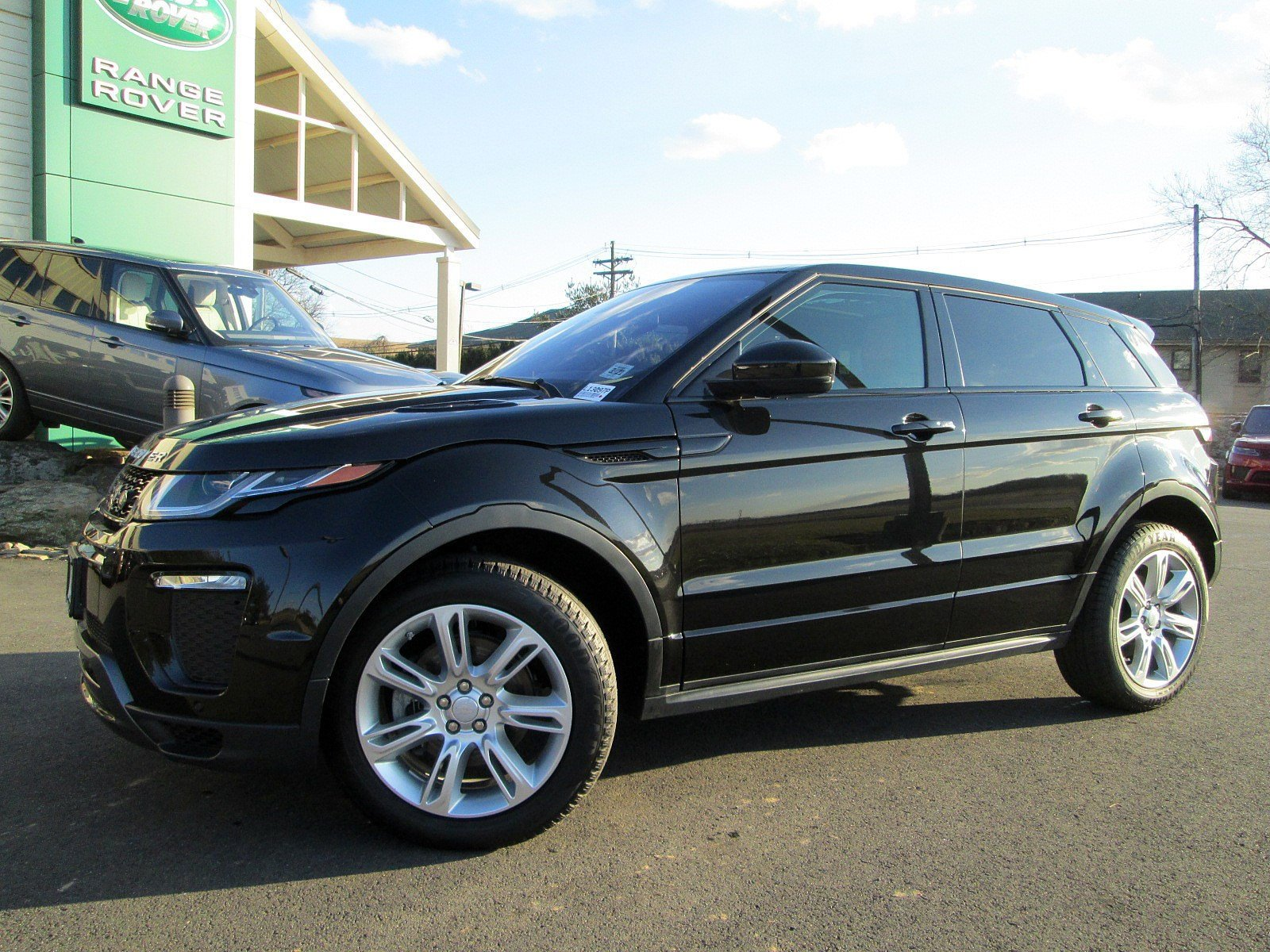 Certified Pre Owned 2016 Land Rover Range Evoque Hse Dynamic