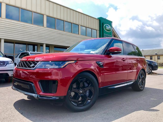 Certified Pre-Owned 2018 Land Rover Range Rover Sport