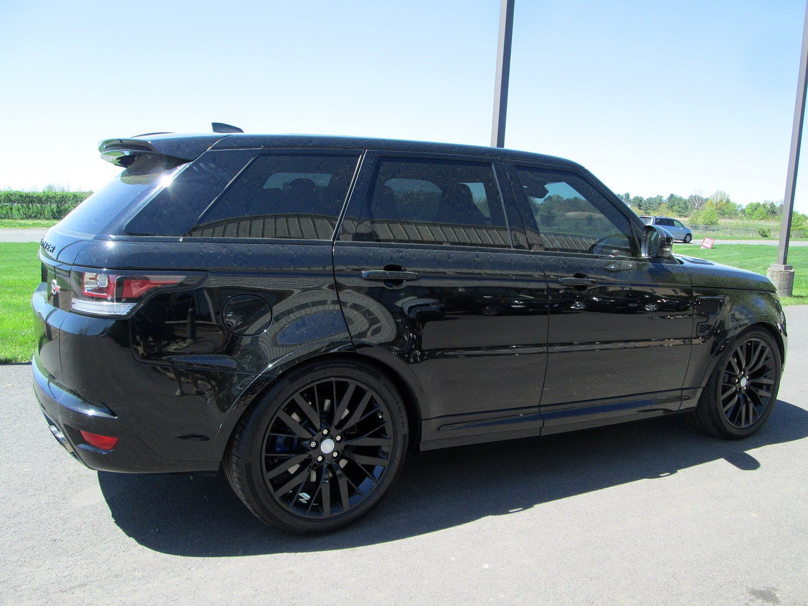 Certified Pre Owned 2017 Land Rover Range Sport Svr