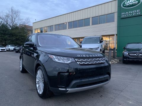New 2018 Land Rover Discovery DIESEL HSE Luxury