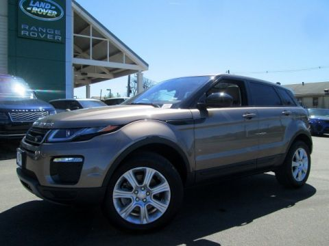 Certified Pre-Owned 2019 Land Rover Range Rover Evoque SE