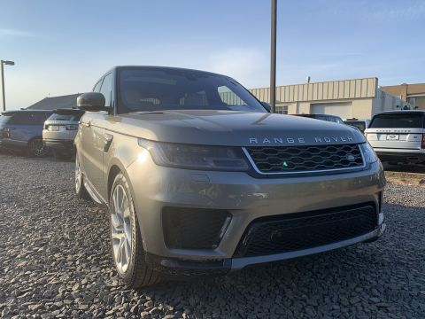 New 2019 Land Rover Range Rover Sport HSE