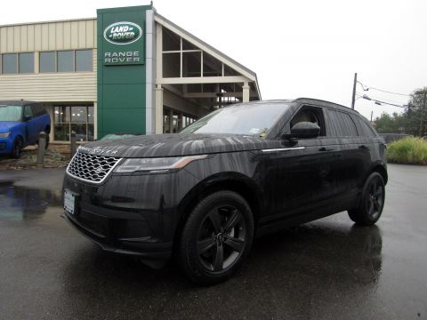 Certified Pre-Owned 2019 Land Rover Range Rover Velar S